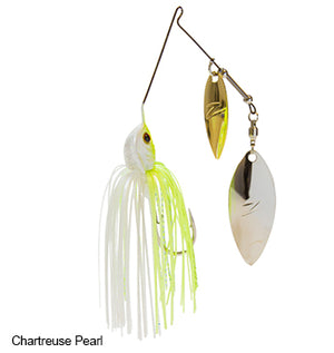 Z-Man SlingBladez Double Willow Spinnerbait - Direct Fishing Sales