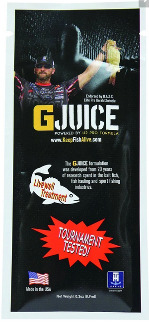 T-H Marine G-Juice Livewell Treatment and Fish Care Formula - Direct Fishing Sales