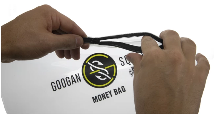 Bass Mafia Googan Money Bag - Direct Fishing Sales