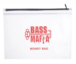 Bass Mafia Money Bag - Direct Fishing Sales