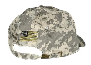 Bass Mafia Tactical Camo Hat - Direct Fishing Sales