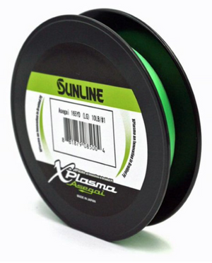Sunline Xplasma Asegai Braided Line - Direct Fishing Sales