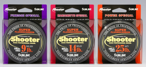 Sunline Shooter Fluorocarbon Line - Direct Fishing Sales