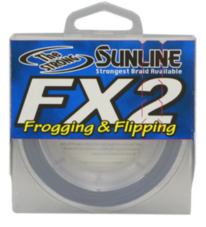 Sunline FX2 Braided Line - Direct Fishing Sales