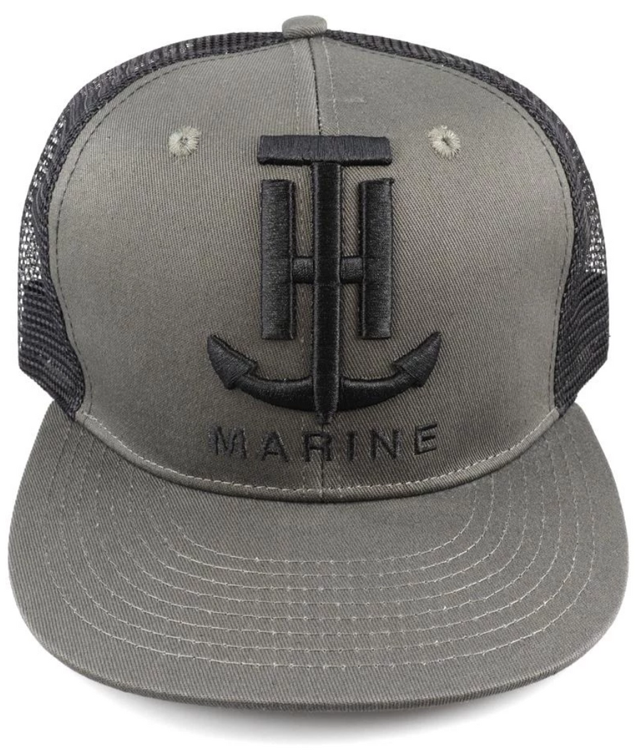 T-H Marine Logo Flatbill Hats - Direct Fishing Sales