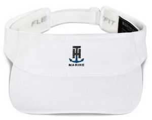 T-H Marine Flex Fit Logo Visor - Direct Fishing Sales