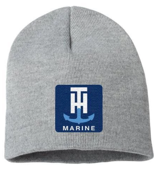 T-H Marine Button Logo Beanie - Direct Fishing Sales