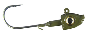 Outkast Tackle Golden Eye Swimmer Head - Direct Fishing Sales