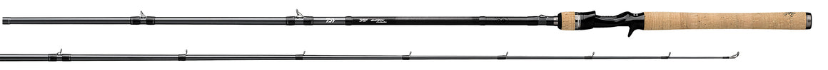 Daiwa Tatula Bass Glass Spinnerbait/Bladed Jig Casting Rods - Direct Fishing Sales