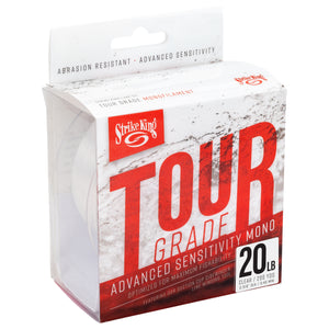Strike King Tour Grade Monofilament Line - 200 Yards - Direct Fishing Sales