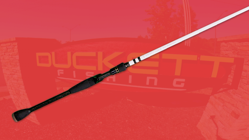 Duckett Triad Series Cranking Casting Rods - Direct Fishing Sales