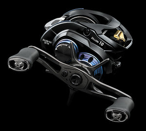 Daiwa Zillion 10.0 TW Baitcasting Reel - Direct Fishing Sales