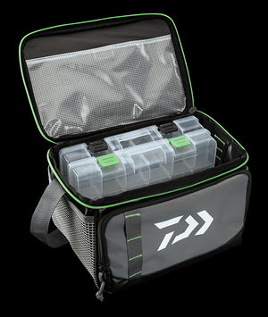 Daiwa D-Vec Vinyl Soft Tackle Box - Direct Fishing Sales