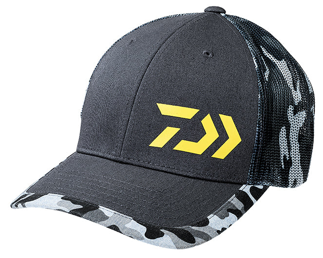 Daiwa D-VEC Classic Trucker Hats - Direct Fishing Sales