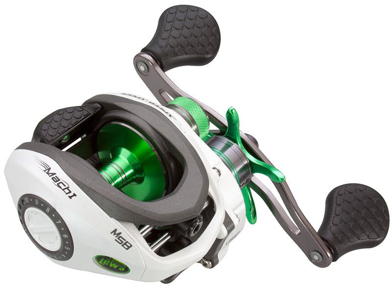 Lews Mach 1 SLP Reel - Direct Fishing Sales
