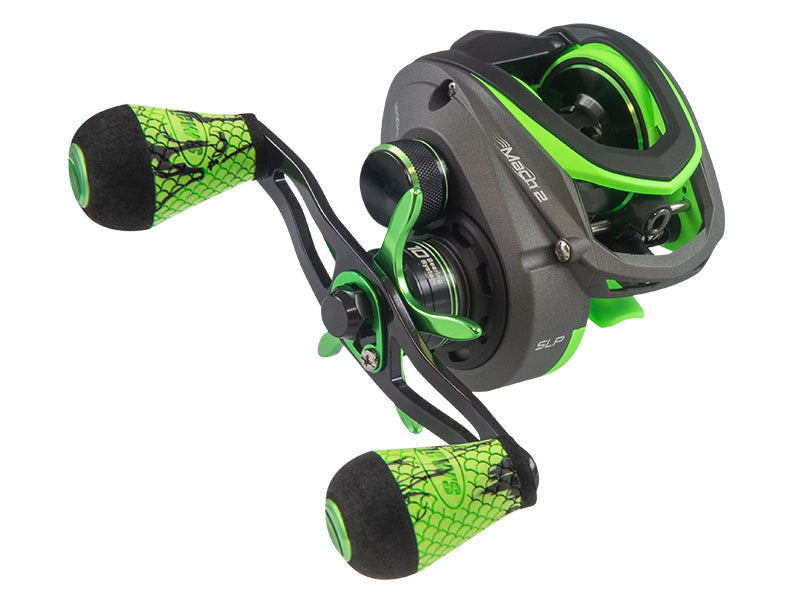 Lews Mach 2 SLP Reel - Direct Fishing Sales