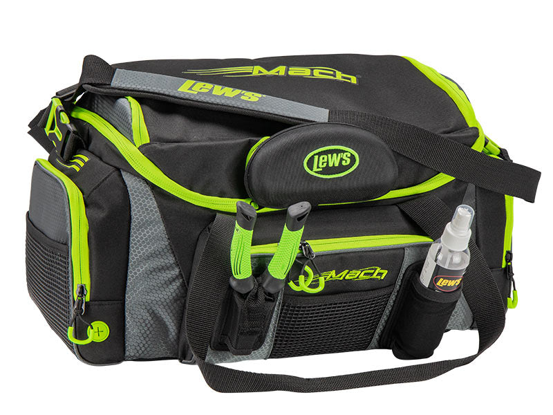 Lews Mach Tackle Bag - Direct Fishing Sales