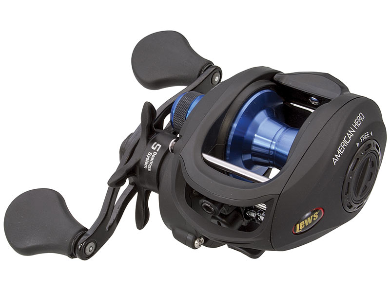 Lews American Hero Speed Spool Series Reel - Direct Fishing Sales