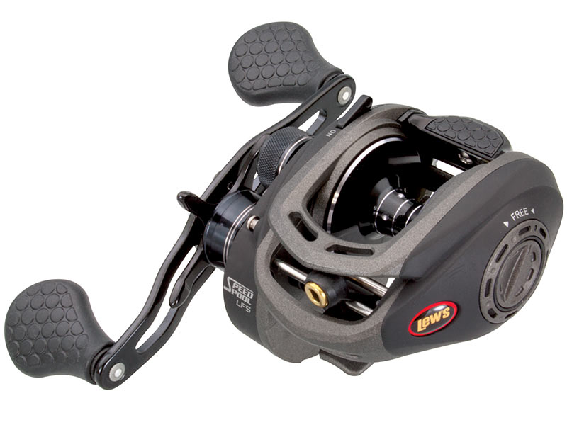 Lews SuperDuty G Speed Spool LFS Series Reel - Direct Fishing Sales