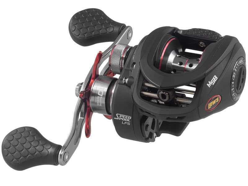 Lews Tournament MP Speed Spool LFS Series Reel - Direct Fishing Sales