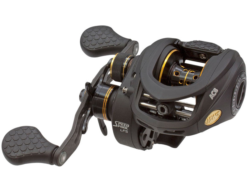 Lews Tournament Pro Speed Spool LFS Series Reel - Direct Fishing Sales