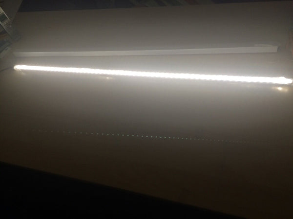 "NEW 3'3"" Long LED Light Bar Ceiling/Under Cabinet Fixture 24V 12W Soft White"