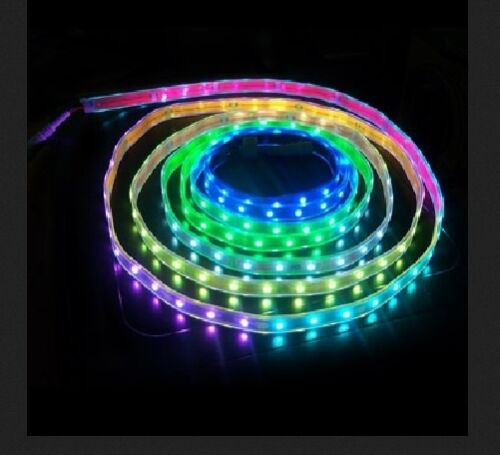 Lot 5: NEW 12V RGB Waterproof LED Flexible Light Strip SMD5050 5m P/N: FL-WS136F