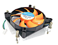 Lot 14: Quiet Low-Profile 1U 80mm Intel LGA 1150 1151 1155 1156 CPU Cooler Fan