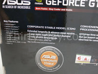 NEW ASUS GeForce GT 710 2GB GDDR5 Corporate Stable Model (CSM) PCIe Graphic Card
