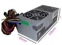 LOT 10: NEW HIGH POWER 300W TFX 80+ QUIET PC POWER SUPPLY