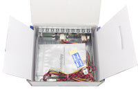 "Lot 10: New Enlight 3.5"" to 5.25 PC Case 4-Channel Auto Fan RPM Speed Controller"