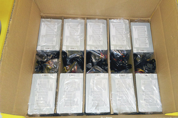 LOT 10 Wholesale: 430W ATX 12V 20/24pin SATA/Molex Desktop PC Power Supply