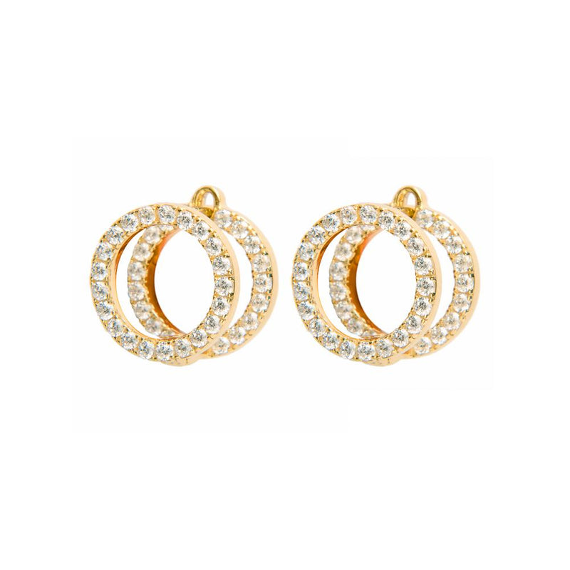 Floating Double O Stud Earring G.jpg