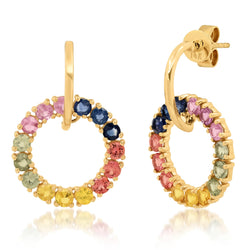 JUBILATE SPECTRUM EARRING, GOLD