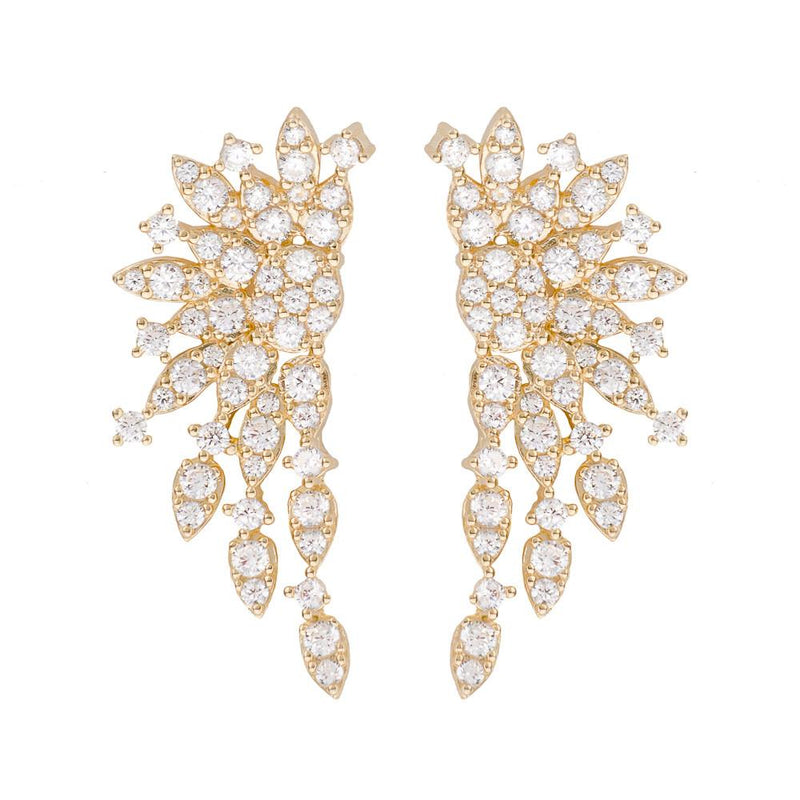 LARGE CLUSTER EARRING, GOLD.jpg
