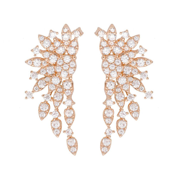 LARGE CLUSTER EARRING, ROSE GOLD.jpg