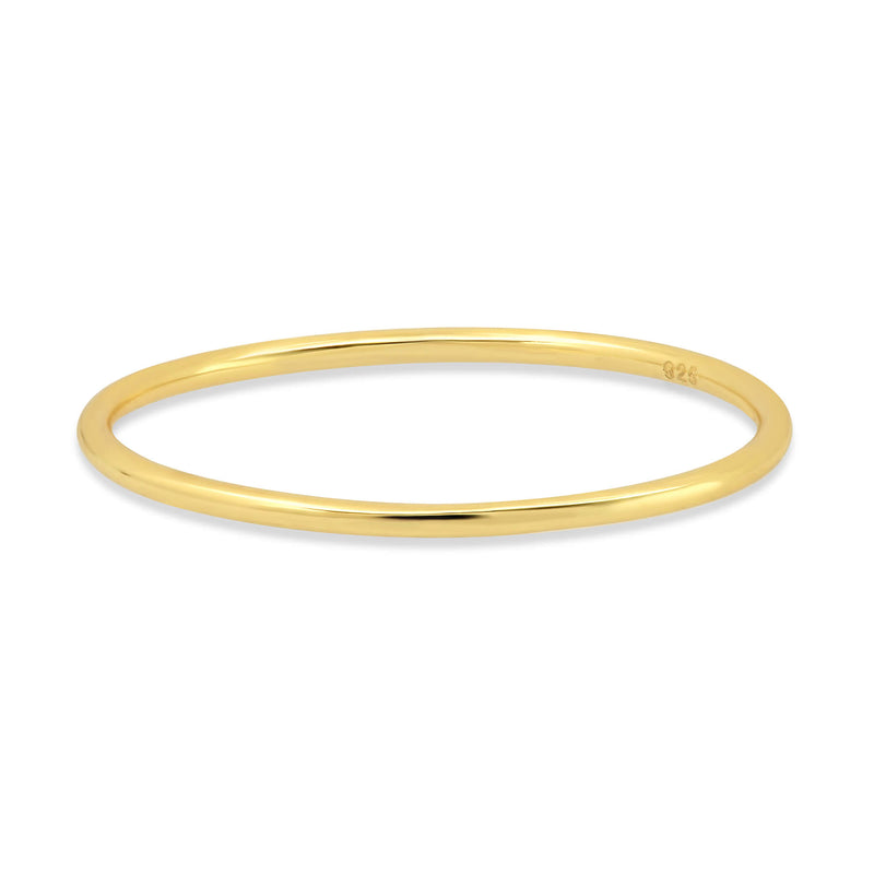 ONE LINE RING, GOLD