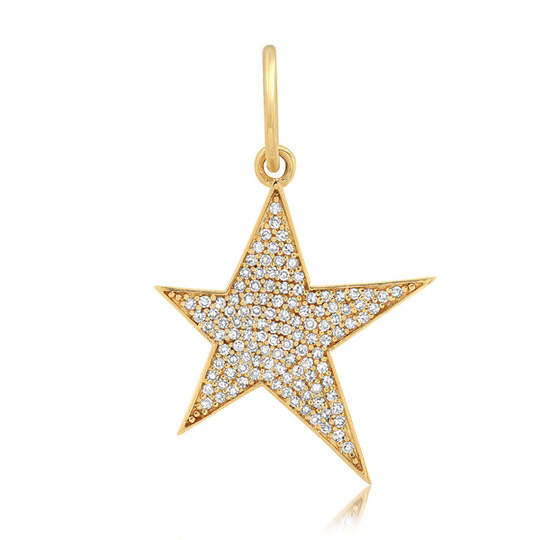 ROCK STAR CHARM, GOLD