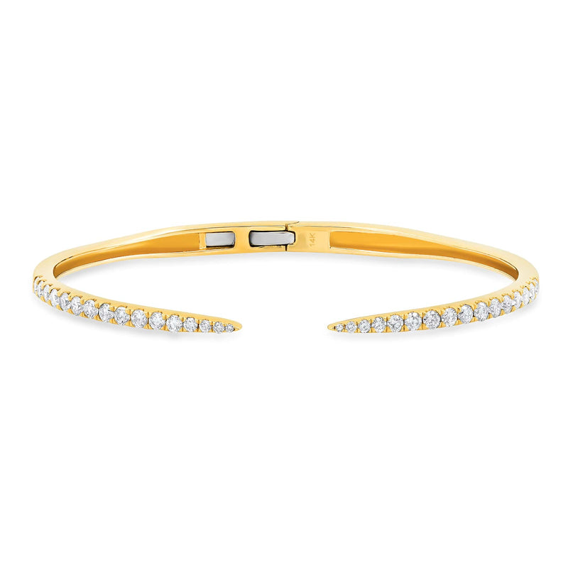 SIMPLE WRAP BRACELET, GOLD