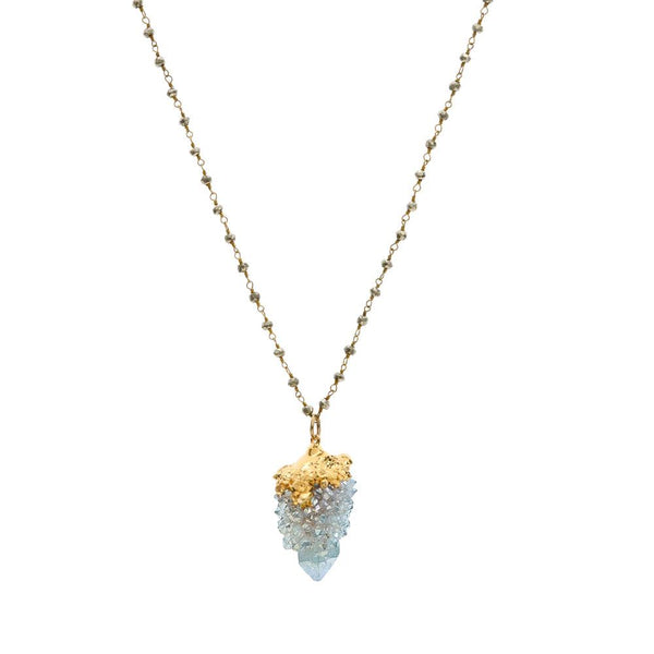 Spirit Quartz Necklace, Blue.jpg