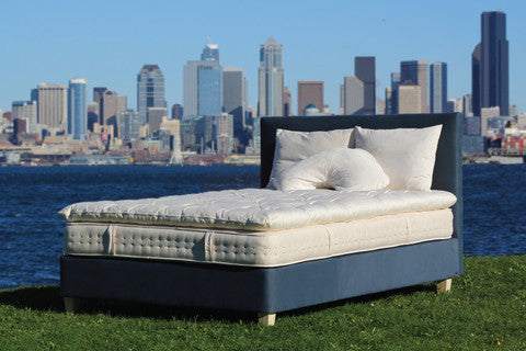 The Soaring Heart Natural Beds January White Sale