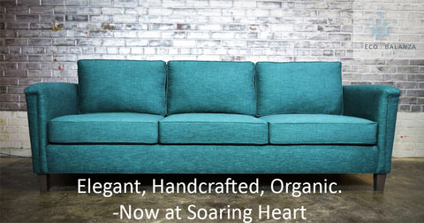 Phenomenal Handcrafted Organic Sofas By Ecobalanza Soaring Heart Onthecornerstone Fun Painted Chair Ideas Images Onthecornerstoneorg