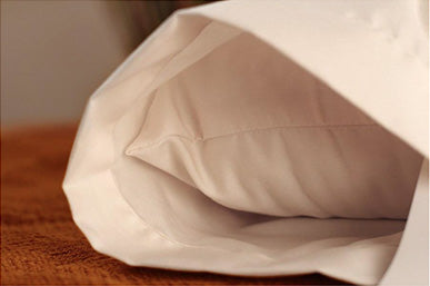 Soaring Heart Organic Sateen Pillow Cases