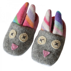 Soaring Heart Natural Beds - Organic Baby Slippers