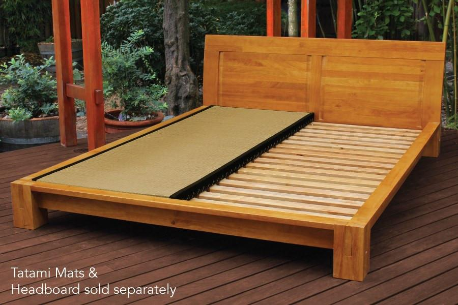 Tatami Bed Frame Soaring Heart Natural Bed Company