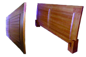 Furniture & Frames - Tatami Frame Headboard