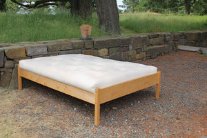 Futons - Organic Cotton Latex & Wool Futon