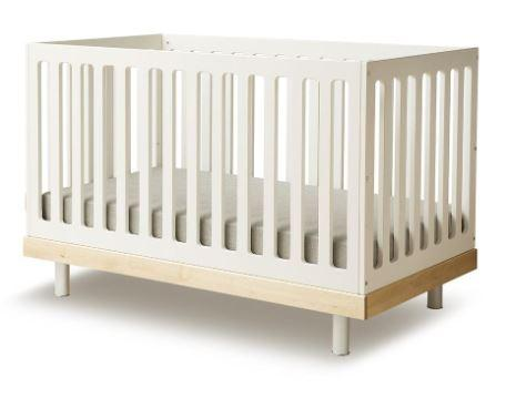 Maple-bed-frames - Classic Crib