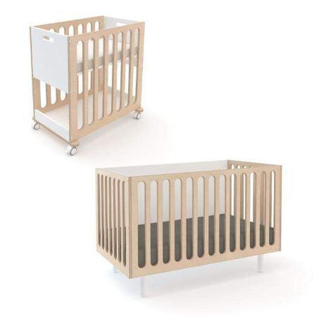 Maple-bed-frames - Fawn 2-in-1 Crib System