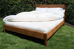 Mattresses - Toppers - Royale Organic Latex & Wool Topper